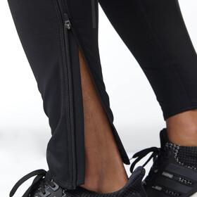 adidas Response Climawarm Miehet Juoksuhousut , musta
